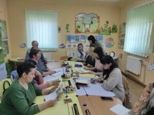 Методичне об'єднання вчителів початкових класів 10