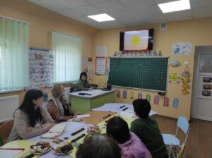 Методичне об'єднання вчителів початкових класів 2