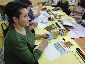 Методичне об'єднання вчителів початкових класів 8