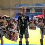 1 Анікін чемпіон Європи