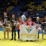 Анікін чемпіон Європи 3