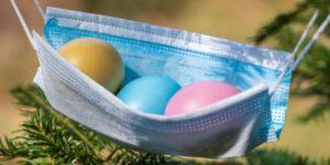 Карантинний Великдень