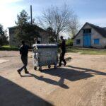 Сміттєві контейнери школи 5